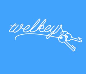 Logo de la startup Welkeys