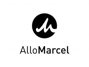 Logo de la startup AlloMarcel