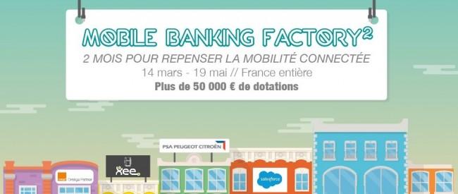 Logo de la startup Hackaton Mobile Banking Factory