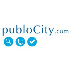 Logo de la startup publoCity