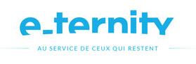 Logo de la startup e-ternity com