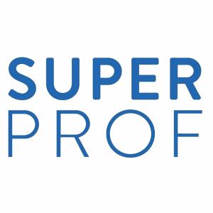 Logo de la startup SuperPROF