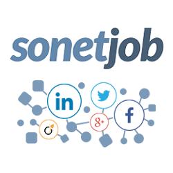 Logo de la startup SoNetJob