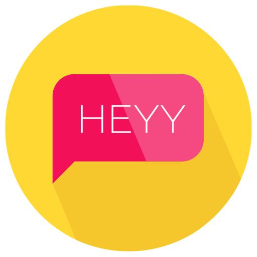 Logo de la startup HeyyThere