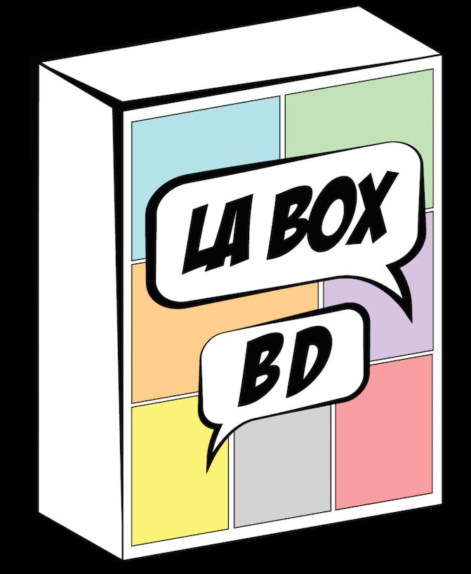 Logo de la startup La Box BD