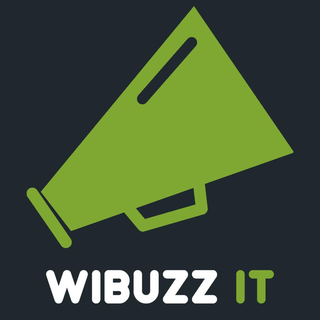 Logo de la startup Wibuzz it
