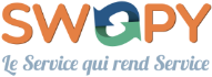 Logo de la startup Swopy