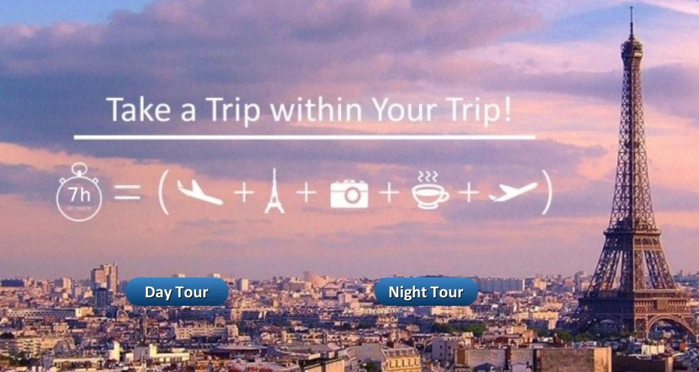 Logo de la startup Layover in Paris