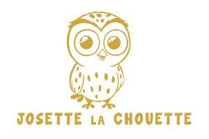 Logo de la startup Josette la chouette