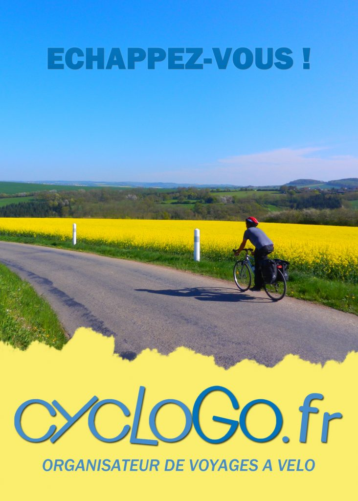 Logo de la startup CycloGo