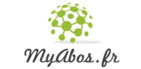 Logo de la startup MyAbos