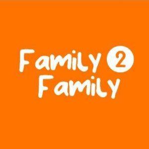 Logo de la startup Family2Family
