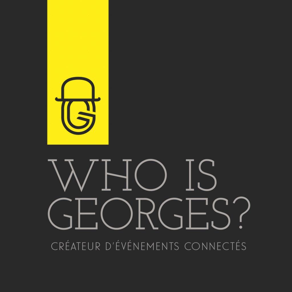 Logo de la startup Who is Georges ?