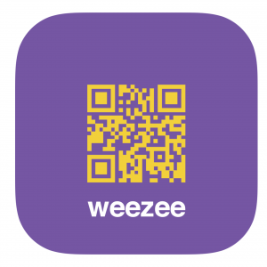 Logo de la startup Weezee