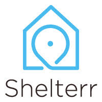Logo de la startup Shelterr