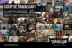 Logo de la startup Trafalgar Magazine des Audacieux