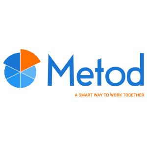 Logo de la startup Metod