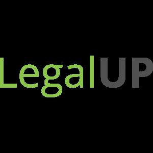 Logo de la startup LegalUP