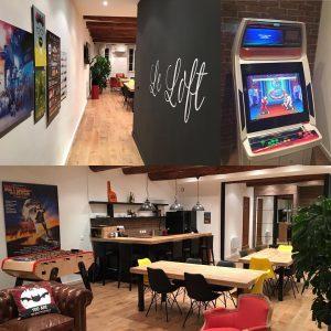 Logo de la startup Le Loft | Coworking