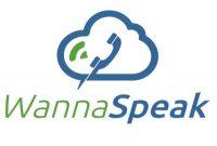 Logo de la startup Wannaspeak