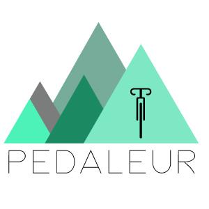 Logo de la startup Pédaleur