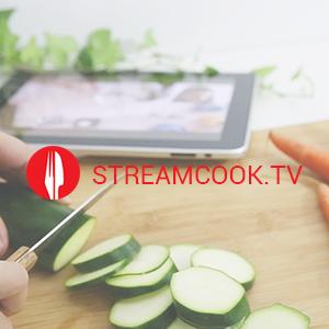 Logo de la startup streamcook