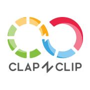 Logo de la startup CLAPNCLIP