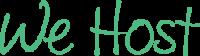Logo de la startup WeHost