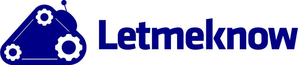 Logo de la startup Letmeknow