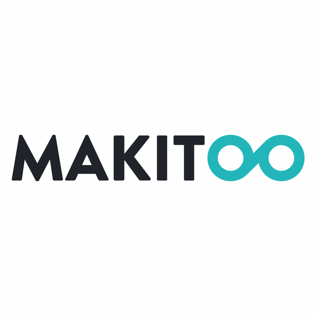 Logo de la startup Makitoo