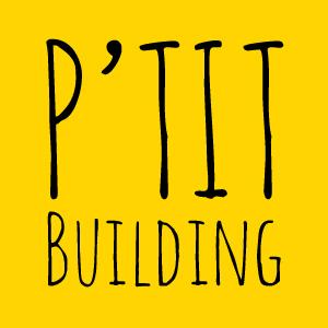 Logo de la startup P'tit Building