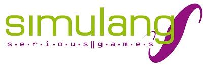 Logo de la startup SIMULANG