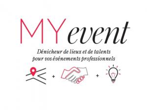 Logo de la startup MYevent