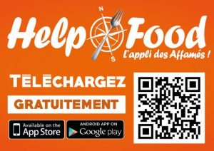 Logo de la startup HELPFOOD