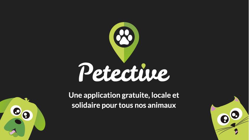 Logo de la startup Petective