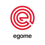 Logo de la startup egome
