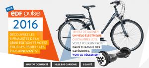 Logo de la startup Votez pour le concours EDF Pulse !