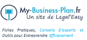 Logo de la startup my business plan