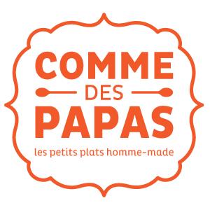 Logo de la startup Comme des Papas