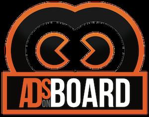 Logo de la startup Ads On Board