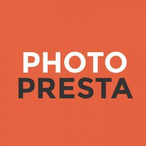 Logo de la startup PhotoPresta