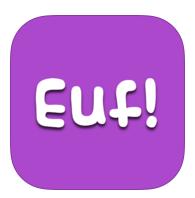 Logo de la startup Euf!