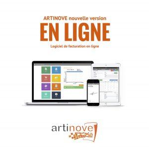 Logo de la startup ARTINOVE
