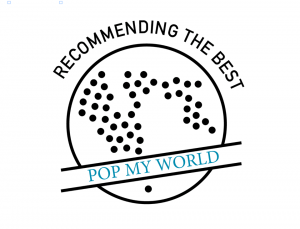 Logo de la startup POP MY WORLD