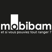 Logo de la startup Mobibam (Meuble sur-mesure)