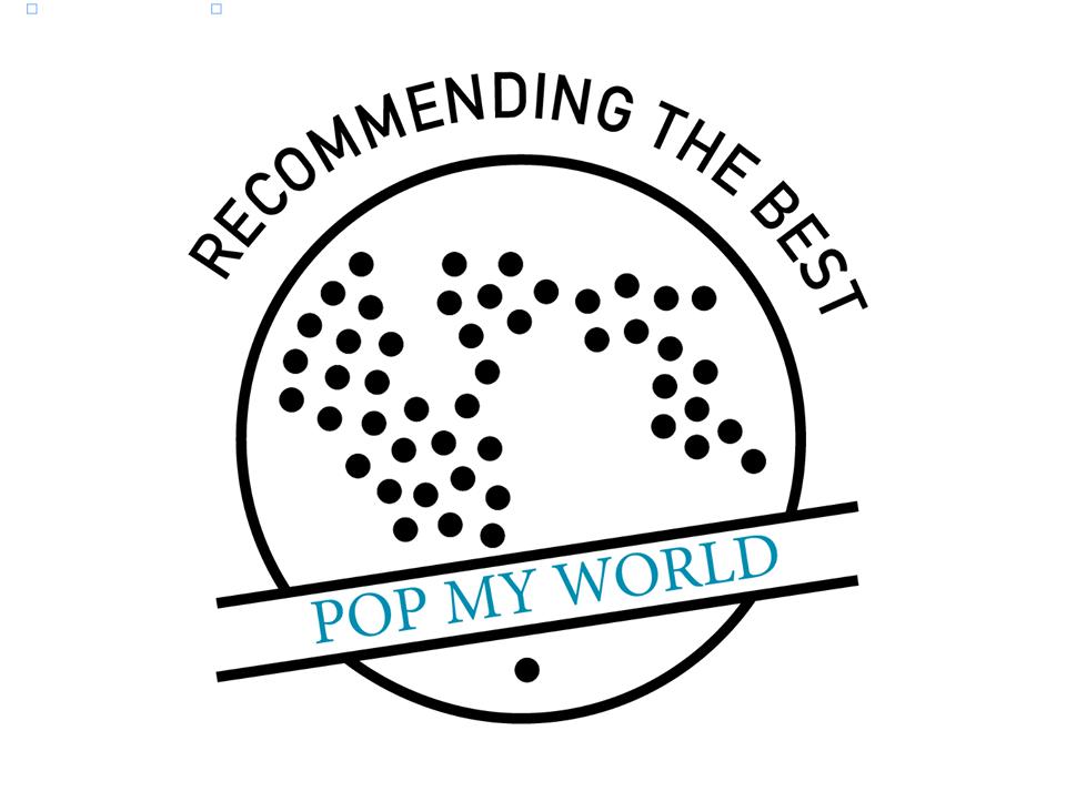 Logo de la startup POP MY WORLD