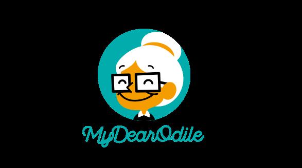 Logo de la startup MyDearOdile
