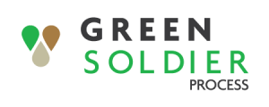 Logo de la startup Green Soldier