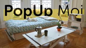 Logo de la startup PopUp Moi