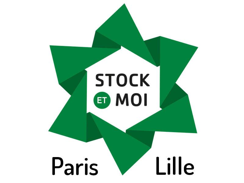 Logo de la startup Stocketmoi